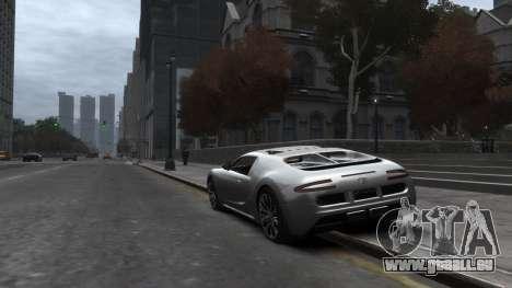Adder HQ from GTA 5 für GTA 4 rechte Ansicht