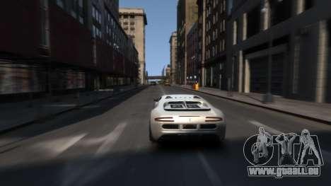 Adder HQ from GTA 5 pour GTA 4 est une gauche