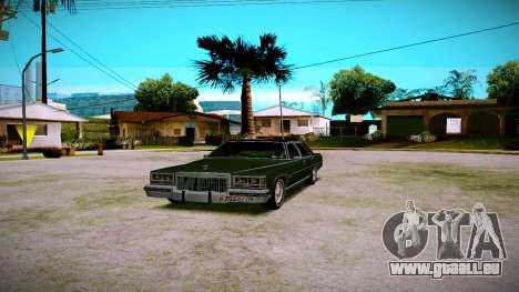 Cadillac Fleetwood Brouhman 1985 für GTA San Andreas