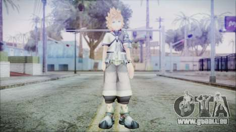Kingdom Hearts Birth By Sleep - Ventus für GTA San Andreas zweiten Screenshot