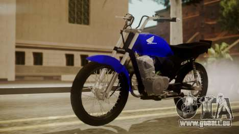 Honda CB1 pour GTA San Andreas