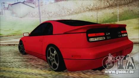 Nissan Fairlady Z Version S Twin Turbo 1994 für GTA San Andreas linke Ansicht