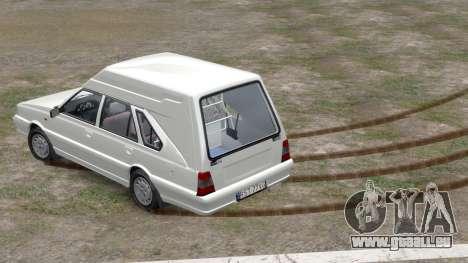 Daewoo-FSO Polonez Cargo Van Plus 1999 pour GTA 4 Salon