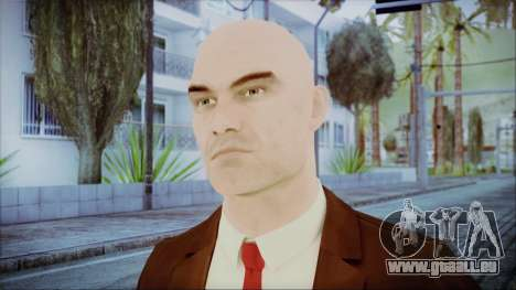 Hitman Absolution Agent 47 pour GTA San Andreas