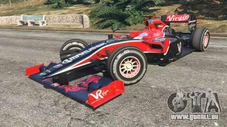 Jungfrau VR-01 [Timo Glock] v1.1 für GTA 5