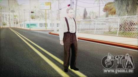 Tommy Angelo Mafia 2 pour GTA San Andreas deuxième écran