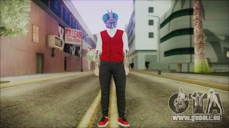 DLC Halloween GTA 5 Mosca für GTA San Andreas zweiten Screenshot