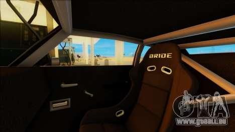 Sabre Race Edition für GTA San Andreas rechten Ansicht