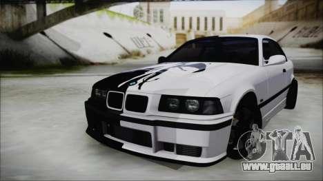 BMW M3 E36 Good and Evil pour GTA San Andreas