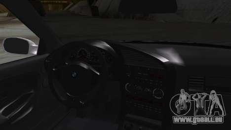 BMW M3 E36 Good and Evil pour GTA San Andreas vue de droite