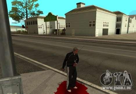 Réaliste De La Mort pour GTA San Andreas