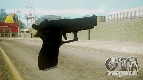 GTA 5 Colt 45 pour GTA San Andreas deuxième écran