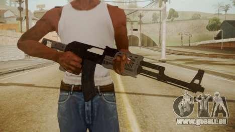 GTA 5 AK-47 für GTA San Andreas