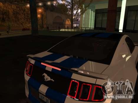 ENB Series [MEDIUM PC] für GTA San Andreas dritten Screenshot