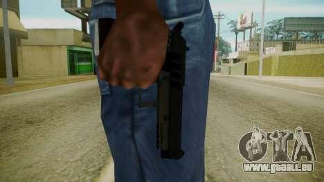 GTA 5 Colt 45 pour GTA San Andreas troisième écran