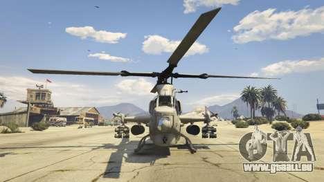 GTA 5 AH-1Z Viper dritten Screenshot