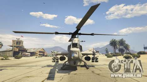 AH-1Z Viper für GTA 5