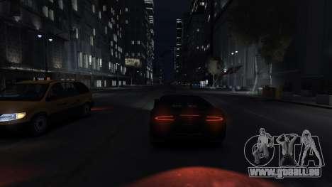 Adder HQ from GTA 5 für GTA 4 hinten links Ansicht