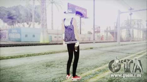 Home Girl Chola 2 für GTA San Andreas dritten Screenshot