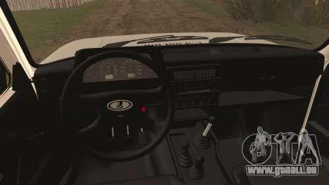 VAZ 2329 Niva 4x4 pour GTA San Andreas vue de droite