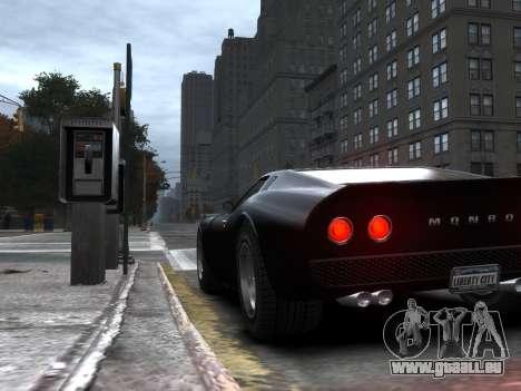 GTA 5 Monore Imporeved pour GTA 4 est une gauche