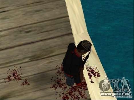 Réaliste De La Mort pour GTA San Andreas troisième écran