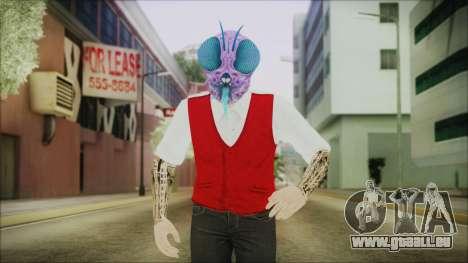 DLC Halloween GTA 5 Mosca für GTA San Andreas