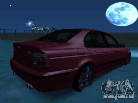 ENB Series [MEDIUM PC] für GTA San Andreas sechsten Screenshot