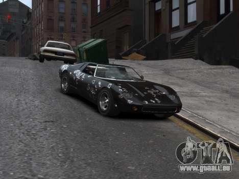 GTA 5 Monore Imporeved pour GTA 4 est un côté