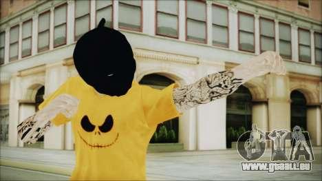 DLC Halloween GTA 5 Calabaza pour GTA San Andreas