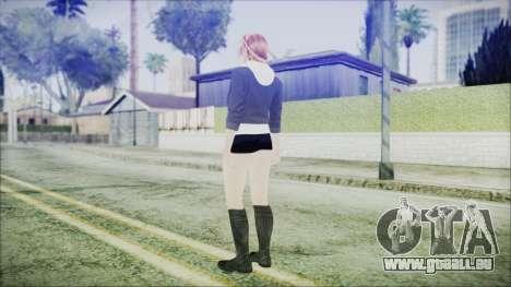 Modern Woman 6 pour GTA San Andreas troisième écran
