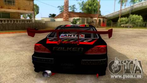 Nissan S15 Drift für GTA San Andreas rechten Ansicht