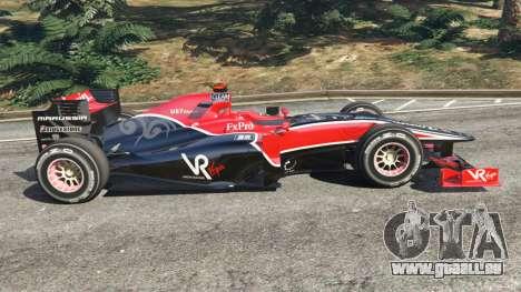 GTA 5 Jungfrau VR-01 [Timo Glock] v1.1 linke Seitenansicht