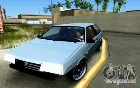 VAZ 2108 V1 pour GTA San Andreas