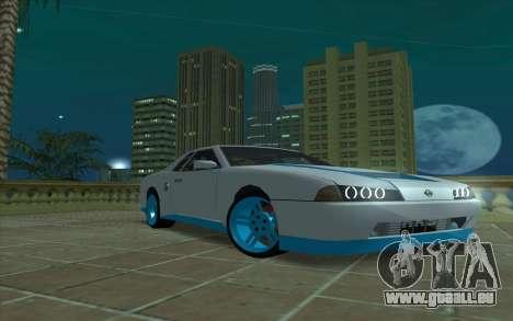 Elegy DRIFT KING GT-1 pour GTA San Andreas
