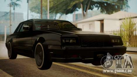 GTA 5 Faction Stock DLC LowRider pour GTA San Andreas