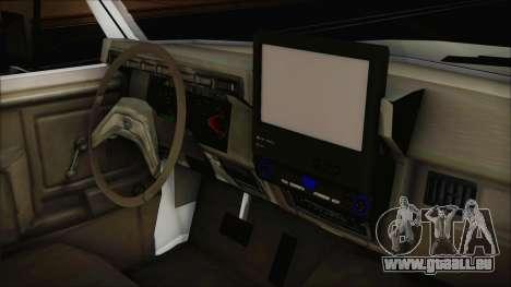 Ford F-150 Con Sonido pour GTA San Andreas vue de droite