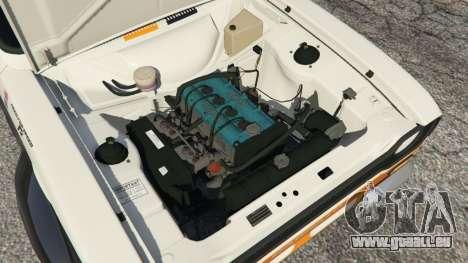 Ford Escort MK1 v1.1 [Carrillo] für GTA 5