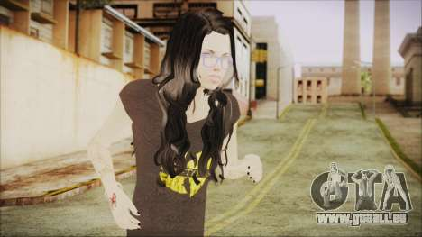 Home Girl SWAG pour GTA San Andreas