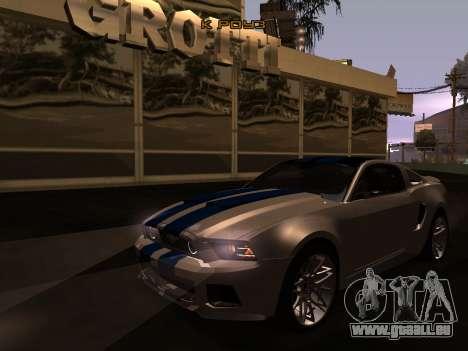 ENB Series [MEDIUM PC] für GTA San Andreas zweiten Screenshot