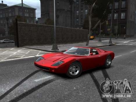 GTA 5 Monore Imporeved für GTA 4