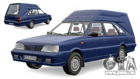 Daewoo-FSO Polonez Cargo Van Plus 1999 für GTA 4