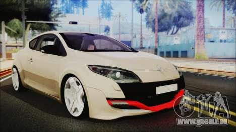 Renault Megane RS für GTA San Andreas