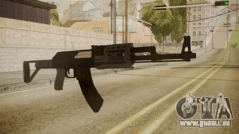 GTA 5 AK-47 pour GTA San Andreas deuxième écran