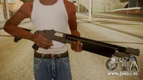 GTA 5 Shotgun für GTA San Andreas dritten Screenshot