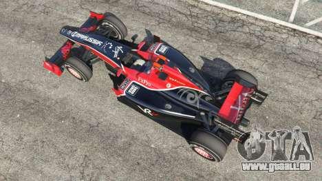 GTA 5 Jungfrau VR-01 [Timo Glock] v1.1 Rückansicht