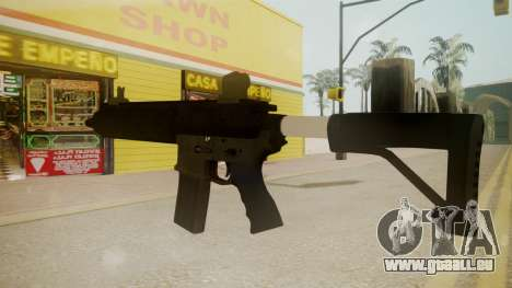 GTA 5 M4 für GTA San Andreas zweiten Screenshot