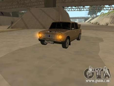 Vaz 2101 V1 pour GTA San Andreas vue de côté
