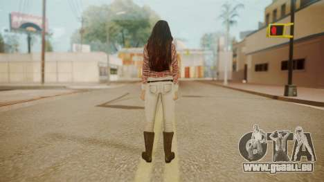 Megan Fox für GTA San Andreas dritten Screenshot