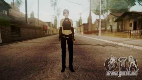 Jennifer pour GTA San Andreas deuxième écran
